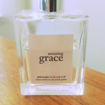 Photo of philosophy 'amazing grace' spray fragrance uploaded by Abbie R.