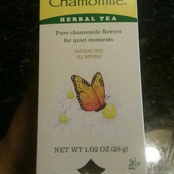 Photo of Bigelow Chamomile Flavor Single Tea Bags, 28/Box uploaded by shatona s.