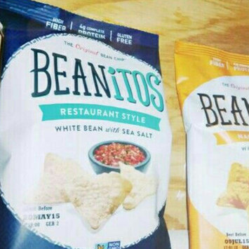 Photo of Beanitos Restaurant Style White Bean Chips with Sea Salt uploaded by Genedra T.