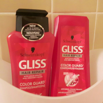 Schwarzkopf Gliss Colour Protect Shampoo With Liquid Keratin - 250ml uploaded by Ashley M.