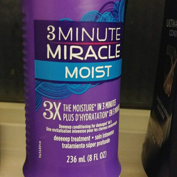 Aussie 3 Minute Miracle Moist Deep Conditioner uploaded by Cali E.