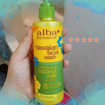 Alba Botanica Hawaiian Facial Wash Deep Cleansing Coconut Milk uploaded by Lidia R.