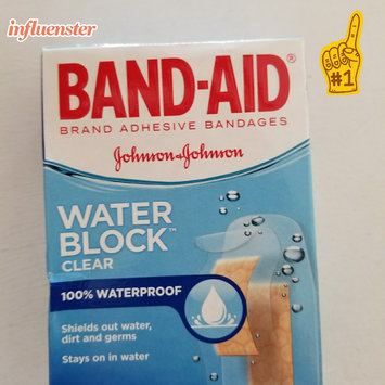 Photo of Band-Aid Adhesive Bandages Sheer Strips Extra Large - 10 CT uploaded by Sheila P.
