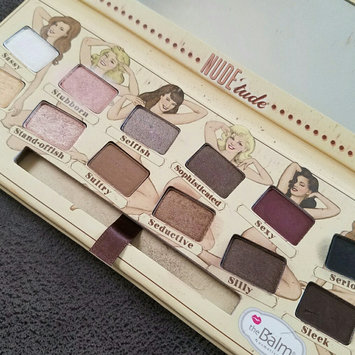 The Balm Nude'tude Palette uploaded by Karen W.