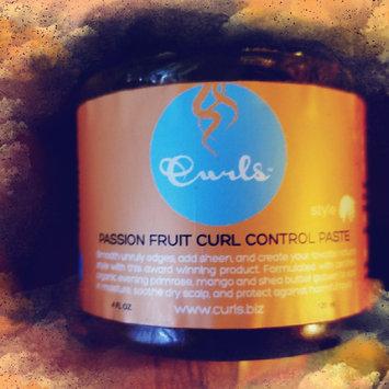 Photo of Curls Control Paste Passion Fruit 4 oz uploaded by Dominique M.