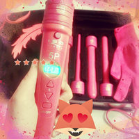 ISO Beauty 5P Curling Iron with 5 Barrels - Pink uploaded by Amber W.
