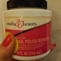 Studio 35 Beauty Regular Polish Remover, 9 oz uploaded by Isaura P.