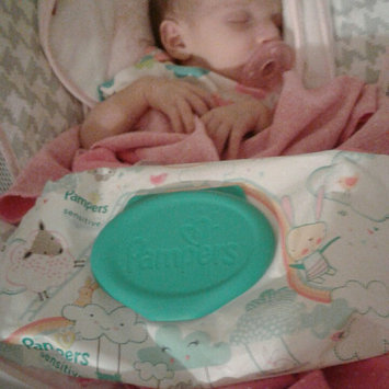 Photo of Pampers Sensitive Wipes Travel Pack, 56 ea uploaded by Sarah M.