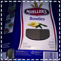 Mueller's Bowties Enriched Macaroni Product Pasta, 12 oz uploaded by Amanda Y.