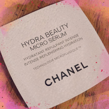 Photo of CHANEL Hydra Beauty Micro Gel Yeux Intense Smoothing Hydration Eye Gel uploaded by Ashley T.
