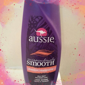 Photo of Aussie Miraculously Smooth Shampoo uploaded by Kimberly M.