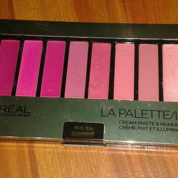 Photo of L'Oréal Paris La Palette Lip uploaded by Sabrii G.