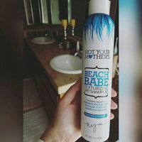 Not Your Mother's Beach Babe Texturizing Dry Shampoo - 7 oz uploaded by Kara E.