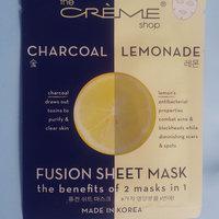 Creme Shop Charcoal/Lemon Mask 1 Pack uploaded by Jill H.