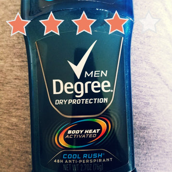 Degree® Cool Comfort All Day Protection Anti-perspirant Deodorant for Men uploaded by Arianna S.