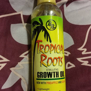 Tropical Roots Growth Oil uploaded by Erica W.