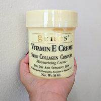 Genes Vitamin E Creme Swiss Collagen Complex (16 oz) uploaded by Patty C.