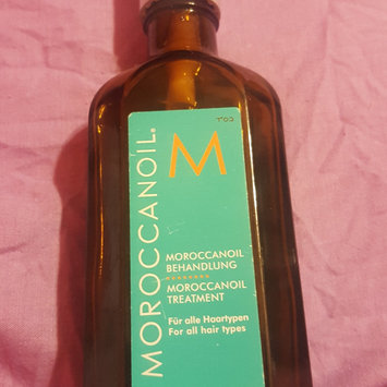 Photo of Moroccanoil Treatment uploaded by Ezraa H.