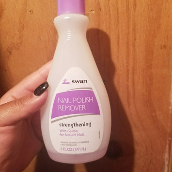 Photo of Up & up Strengthening Nail Polish Remover uploaded by mireli h.