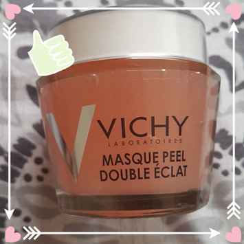Photo of Vichy Double Glow Facial Peel Mask uploaded by Carla B.