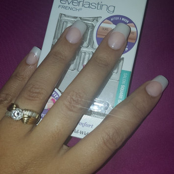 Kiss Everlasting French Pearl French Tip Nails Real Short Length - 28 CT uploaded by Annay G.