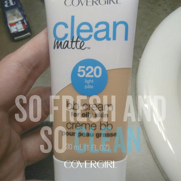 COVERGIRL Clean Matte BB Cream uploaded by Diana T.