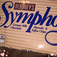 Symphony Creamy Milk Chocolate with Almonds & Toffee Chips uploaded by Whitney G.