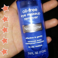 Neutrogena® Oil-Free Eye Makeup Remover uploaded by Jen A.