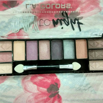 Photo of L.A. Colors Day to Night 12 Color Eyeshadow uploaded by Misty D.