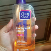 Clean & Clear Essentials Foaming Facial Cleanser uploaded by Jessica V.