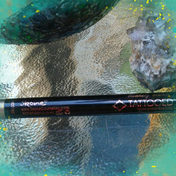 Photo of Skone Cosmetics Insanely Intense Tattooed Eyeliner uploaded by Janet B.