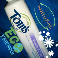 Tom's of Maine Whole Care Peppermint Toothpaste - 4.7 oz uploaded by Daria Q.
