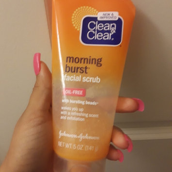 Clean & Clear Morning Burst Oil-Free Facial Cleanser uploaded by Vanessa R.