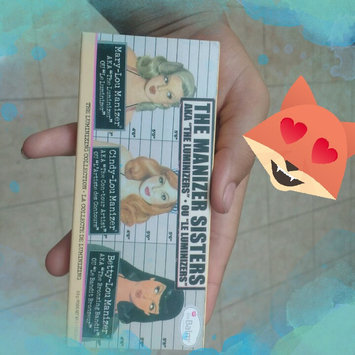 the Balm - the Manizer Sisters Luminizers Palette uploaded by Valeria R.