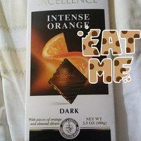 Lindt Excellence Intense Orange Dark Chocolate uploaded by Leidi R.