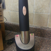 Waring Pro Professional Cordless Electric Wine Opener uploaded by HEATHER B.