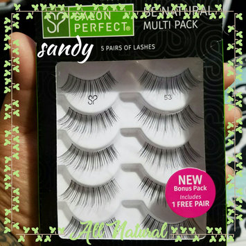 Photo of Salon Perfect Natural Multi Pack Eyelashes, 53 Black, 4 pr uploaded by sandy m.