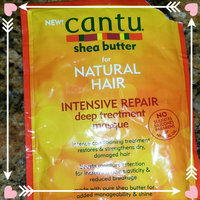 Cantu Shea Butter for Natural Hair Intensive Repair Deep Treatment Masque Packette uploaded by Milysen R.