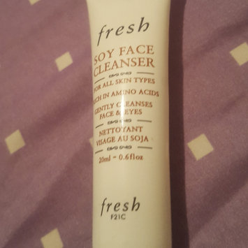 Fresh Soy Face Cleanser uploaded by Natalie D.