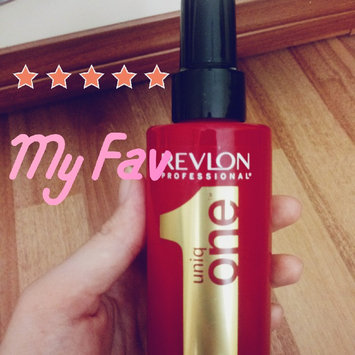 Photo of Revlon Uniq One All in One Hair Treatment (2 Pack ) 5.1 oz uploaded by Jessica Naiara d.