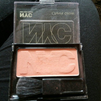 NYC Color Cosmetics NYC Cheek Glow Blush - Prospect Park Rose uploaded by Rebecca R.