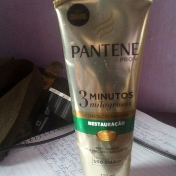 Photo of Pantene 3 Minute Miracle Smooth & Sleek Deep Conditioner uploaded by Misleide B.