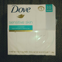 Dove® Sensitive Skin Unscented Beauty Bar 10 ct Pack uploaded by Madison L.