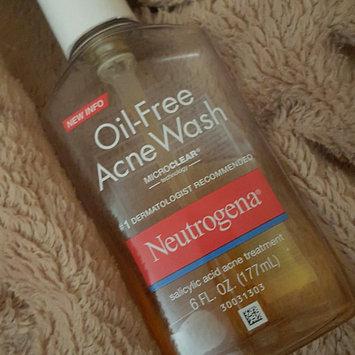 Neutrogena Oil-Free Acne Wash uploaded by Lorena🍍💄 E.