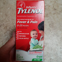 Tylenol® Infants' Simple Measure Cherry Oral Suspension uploaded by Sasha P.