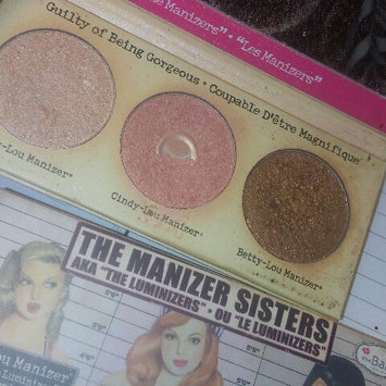 the Balm - the Manizer Sisters Luminizers Palette uploaded by Barbara C.