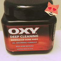 Oxy Deep Cleaning Medicated Acne Pads uploaded by Rebecca W.
