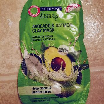 Freeman Beauty Feeling Beautiful™ Avocado & Oatmeal Clay Mask uploaded by Haley G.