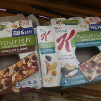 Kellogg's® Special K Nourish® Chocolate Almond Chewy Nut Bars 6-1.16 oz. Bars uploaded by Marlisse T.
