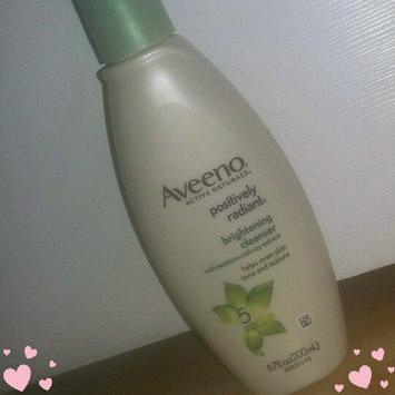 Aveeno Positively Radiant Cleanser uploaded by Karina u.